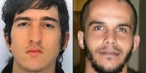 Attentat déjoué à Marseille: les deux suspects mis en examen et écroués - La DH