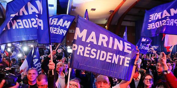 """""""L'abstention peut faire gagner Marine"""" - La DH"""