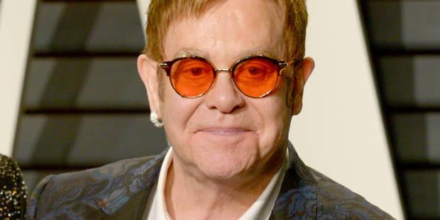 Elton John atteint d'une grave infection bactérienne - La DH