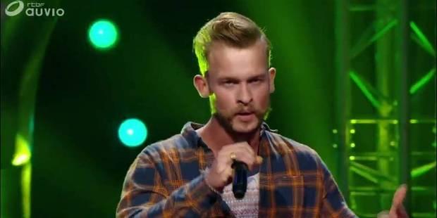 Théophile Renier remporte The Voice Belgique 6 - La DH