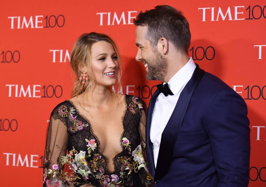 Le couple à qui tout sourit : Blake Lively et: Ryan Reynolds