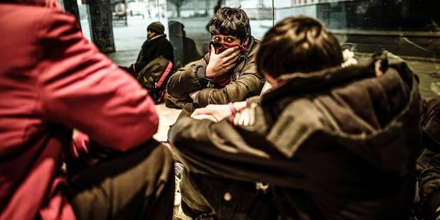 La Louvière : des élèves se glissent pendant quatre jours dans la peau d'un réfugié - La DH