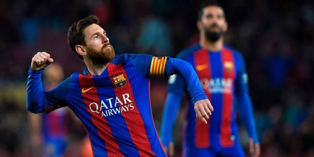 """""""Les racailles de Catalogne"""": le torchon brûle entre la Barça et Malaga - La DH"""