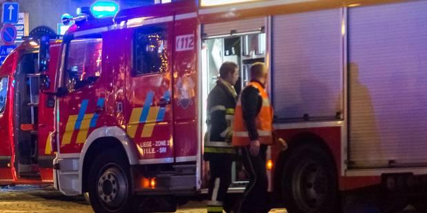 Drame cette nuit à Tournai: deux personnes meurent dans un incendie - La DH
