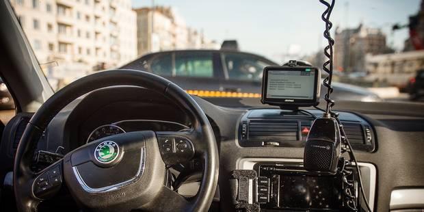 Bruxelles: Le Plan Taxi suscite l'intérêt des chauffeurs - La DH