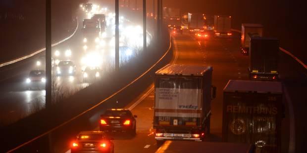 Charleroi-Somzée (E420) : 40.000 véhicules par jour en 2030 - La DH
