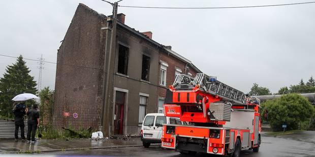 """Incendie volontaire de Marchienne-au-Pont: """"La petite fille pleurait et réclamait sa maman"""" - La DH"""
