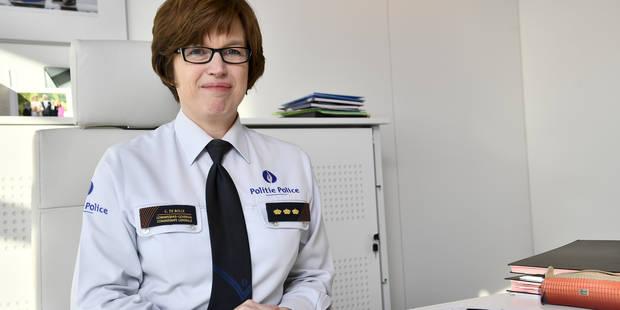 Catherine De Bolle candidate à la présidence d'Europol - La DH