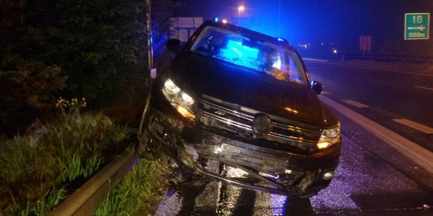Mont-sur-Marchienne: un conducteur fantôme provoque plusieurs accidents sur le R3 - La DH