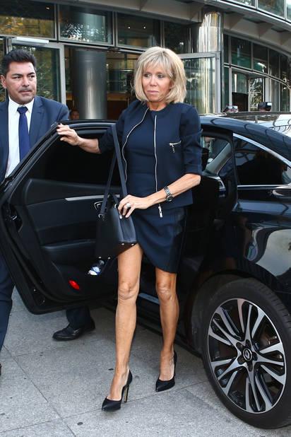 """Résultat de recherche d'images pour """"Brigitte Macron ONU"""""""