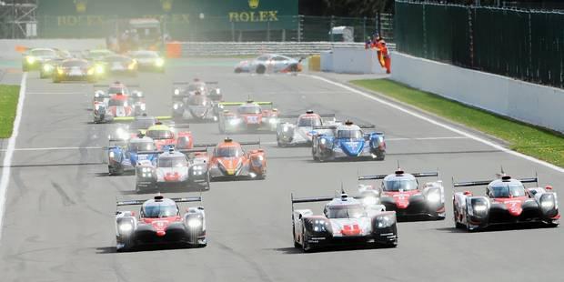"""""""Porsche a du travail avant Le Mans"""" - La DH"""