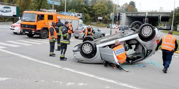 Sécurité routière: À 19 ans, 6 fois plus de risques de crash mortel - La DH