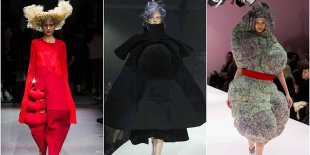 """""""Comme Des Garçons"""" n'a pas fait défiler un seul mannequin noir en dix ans - La DH"""
