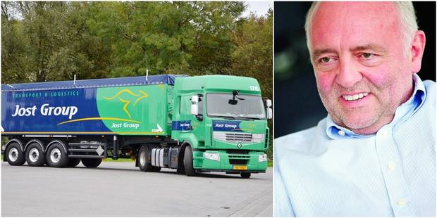 Suspicion de dumping social: Le transporteur Roland Jost sous mandat d'arrêt - La DH