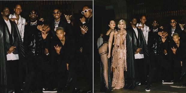 P. Diddy encensé comme jamais pour avoir coupé les soeurs Jenner sur une photo - La DH