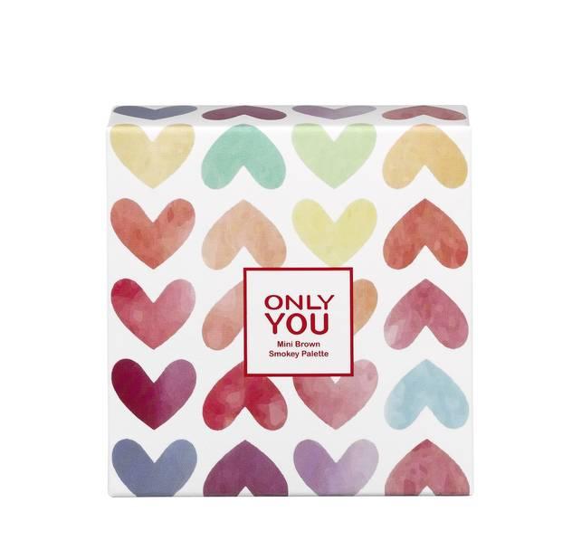 Mini Brown Smokey Palette par Only You de Ici Paris XL,