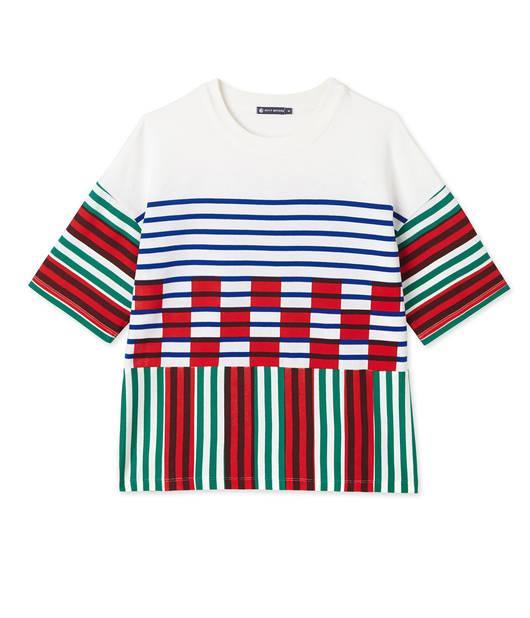 T-shirt Petit Bateau x Wataru Tominaga