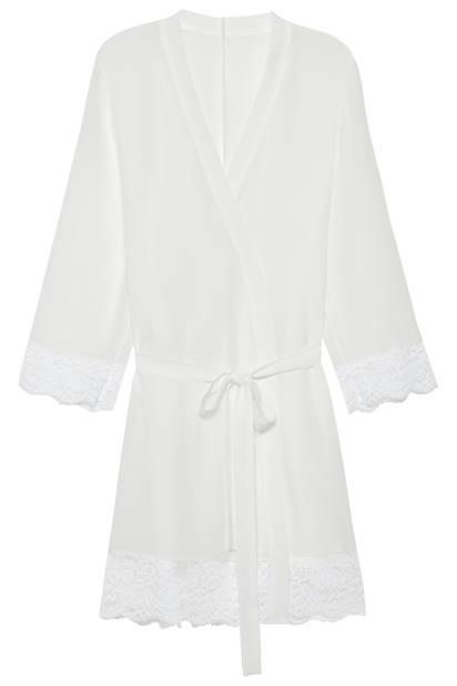Kimono blanc Intimissimi, 99.90€
