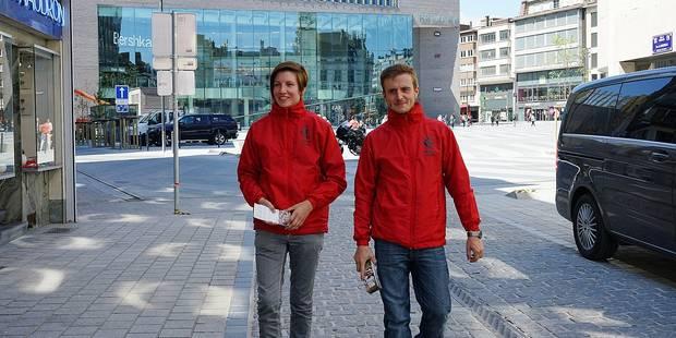 Charleroi : les stewards au service du développement urbain - La DH