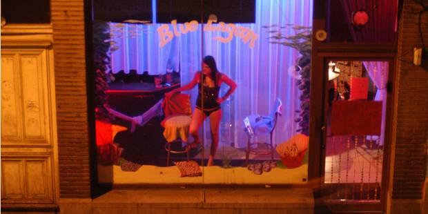 Une série de perquisitions menées dans le quartier de prostitution de Schaerbeek - La DH