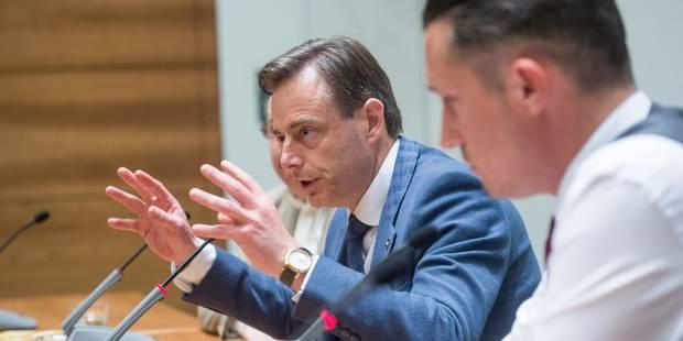 De Wever propose d'économiser sur les pensions des magistrats et hauts fonctionnaires - La DH