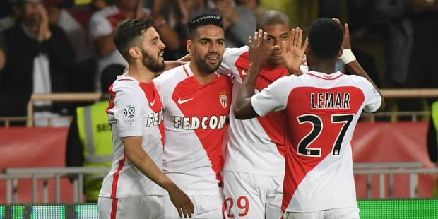 Ligue 1: Monaco quasi au paradis, suspense en bas du classement - La DH