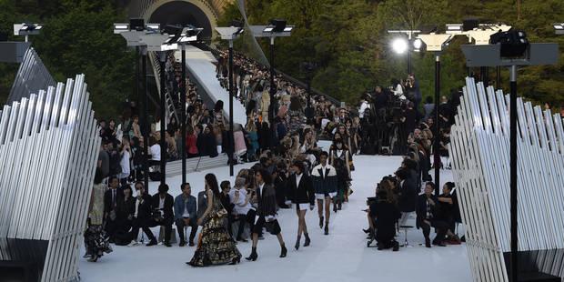Défilé Croisière : quand Louis Vuitton embrasse la civilisation japonaise - La DH