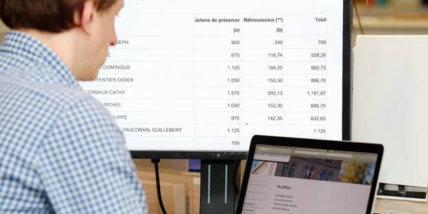 Ces communes bruxelloises qui jouent le jeu de la transparence - La DH