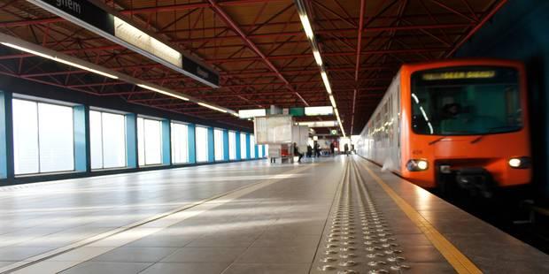 Accident dans le métro bruxellois: La circulation rétablie sur la ligne 6 - La DH