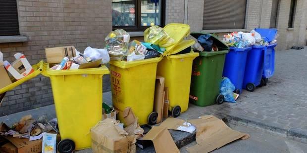 Ixelles: Le service propreté sera en grève ce vendredi - La DH