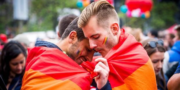 Toujours plus d'actes homophobes en Belgique - La DH