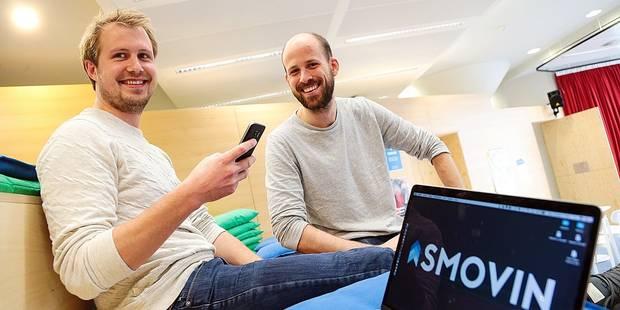 Bruxelles : Deux jeunes lancent une plateforme de gestion locative pour les propriétaires - La DH