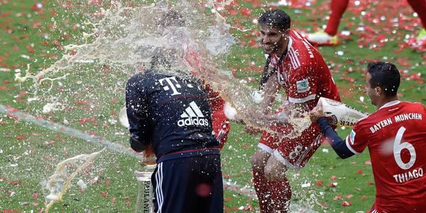 Bundesliga: Dortmund accroche la Ligue des Champions in extremis, Ancelotti sous la douche - La DH