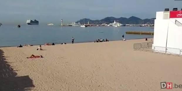 """L'appel d'un millionnaire algérien fait polémique: """"Toutes en burkini sur les plages de Cannes !"""""""" - La DH"""