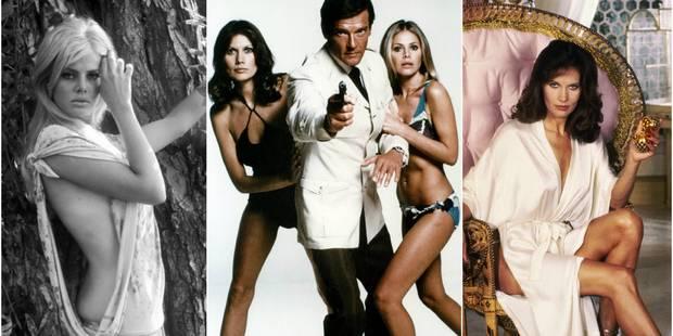 Jane Seymour, Carole Bouquet, Grace Jones, ... Voici les James Bond Girls de Roger Moore - La DH