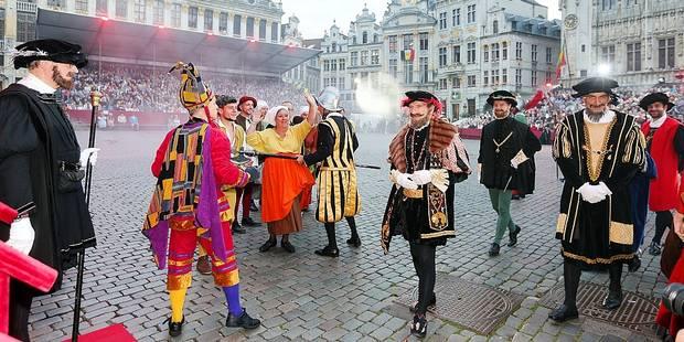 Bruxelles: L'Ommegang va tenter de rajeunir son public - La DH