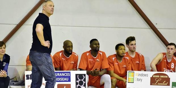 Basket-ball: La nouvelle vie luxembourgeoise d'Étienne Louvrier - La DH