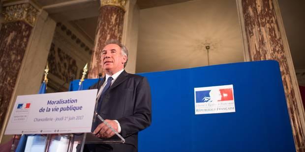 Moralisation de la vie politique : la France explose la Belgique ! - La DH
