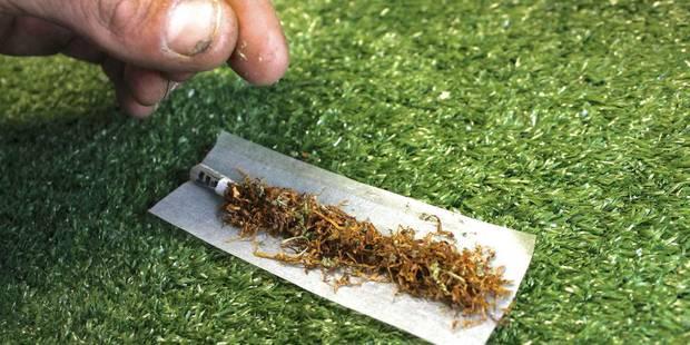 Ils avaient près d'un kilo de cannabis - La DH