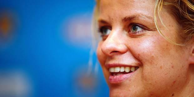 """Kim Clijsters : """"Tellement décevant pour Goffin"""" - La DH"""