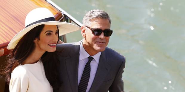George et Amal Clooney sont parents de jumeaux ! - La DH