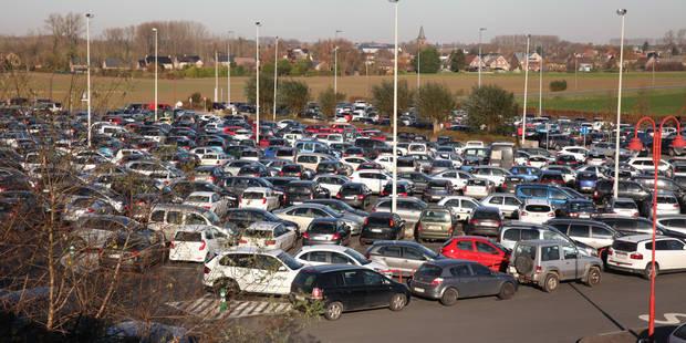 Silly: Un million d'euros pour agrandir et sécuriser le parking de la gare - La DH