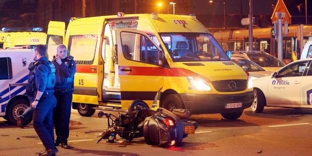 640 morts sur les routes belges en 2016 - La DH