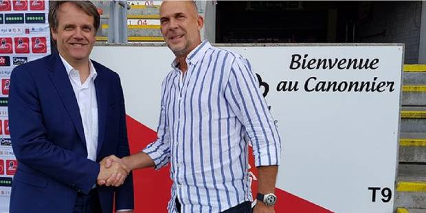 Eric Deleu, nouveau coach des gardiens de l'Excel - La DH