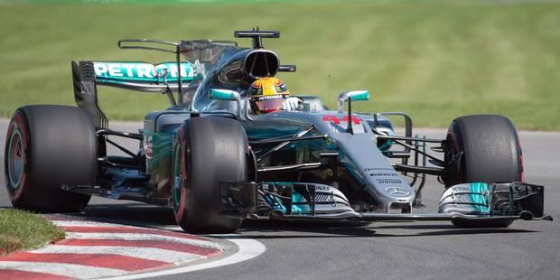 GP du Canada: Hamilton signe la pole et égale Ayrton Senna - La DH