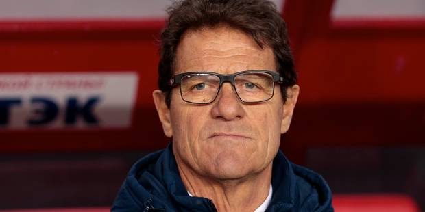 L'entraîneur italien Fabio Capello s'engage avec le club chinois du Jiangsu Suning - La DH