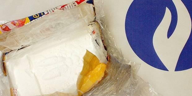 De la cocaïne retrouvée dans la rue des djihadistes à Molenbeek - La DH
