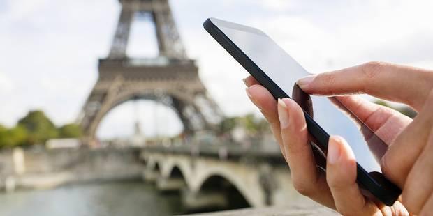 Le roaming enfin gratuit pour les Européens : qu'est-ce que cela signifie? - La DH