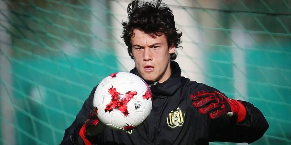 Anderlecht a un gros problème avec Mile Svilar - La DH