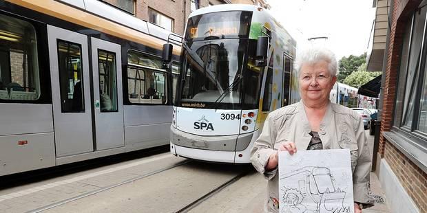 Jette: Des riverains en guerre contre le tram - La DH